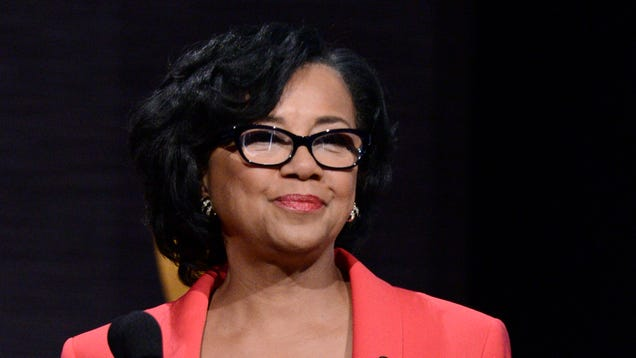 Cheryl Boone Isaacs Doesn't Think the Academy Has a Diversity Problem