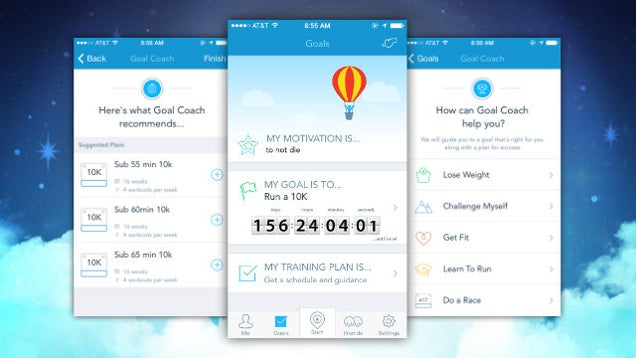 RunKeeper Adds a New Goal Coach to Keep You Motivated