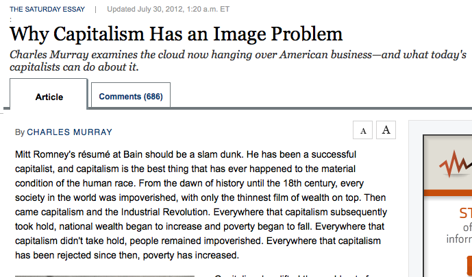 'Why Capitalism Has an Image Problem'