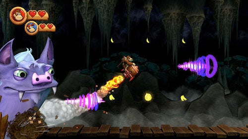 Donkey Kong Country Returns Visual Guide