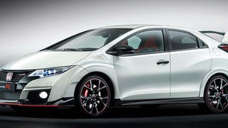 The 2016 Honda Civic Type R Is 310 HP Worth Of Turbo VTEC Cr