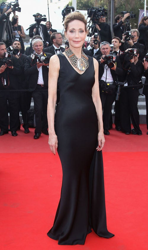 Cannes Closing Ceremony Brings Out The Bombshells
