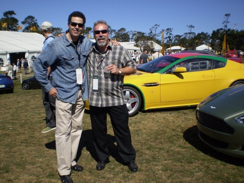 Adam Carolla to Host Top Gear USA?