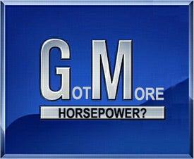 GM January Sales Drop 50.8%