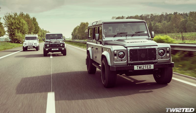 Twisted Roadtrip to the Gumball 3000