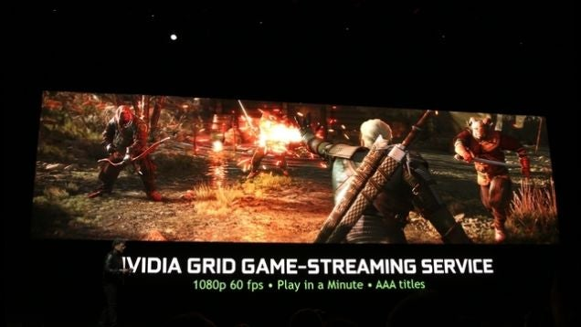 Nvidia Just Announced Its Own Android TV Game Console