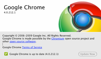 Chrome Dev Channel Updates, Improves Extension Support, Mac and Linux Releases