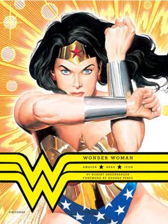 Book Reveals Secrets Of Wonder Woman's Past