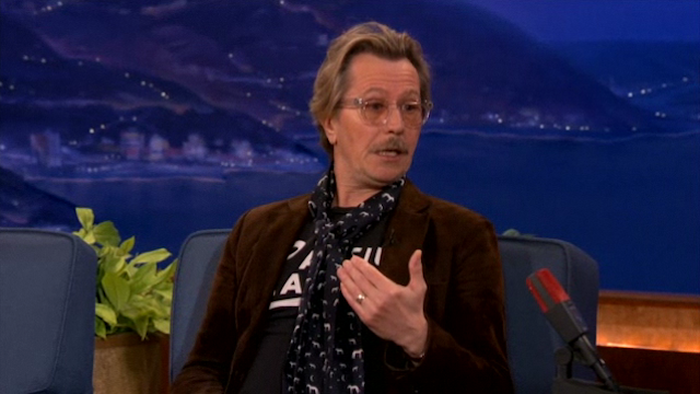 Gary Oldman Shares His Weird Dream About Baby Paul McCartney