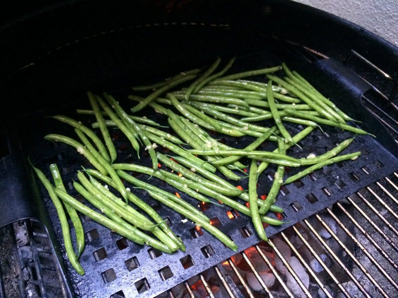 How To Grill Vegetables, And Make The Most Of Those Hot Coals