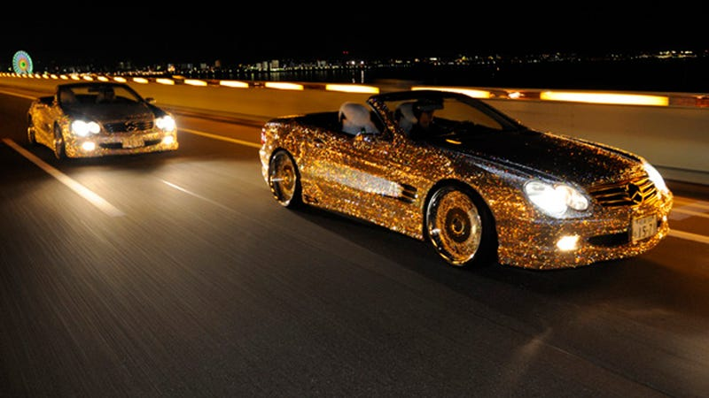The Ten Most Ostentatious Car Upgrades Of All Time
