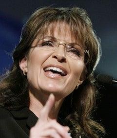 Sarah Palin: Huge Pothead?