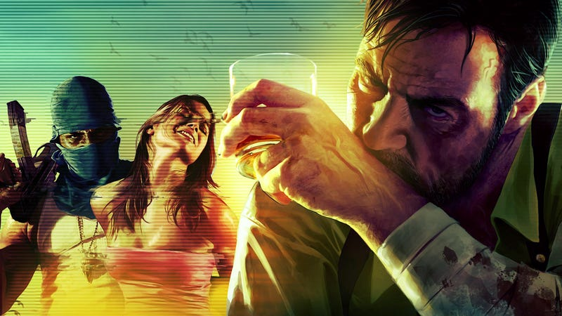 The Max Payne 3 Tapes: I've got a terrible headache
