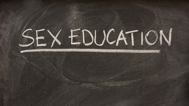 A State-By-State Sex Ed Primer