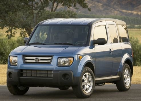 Recall On 2008 Honda Element Affects Fewer People Than Will Read This Post