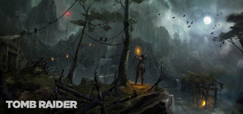The Dangerous Art of Tomb Raider