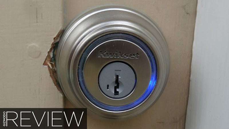 Kwikset Kevo Smart Deadbolt Review: Convenience Doesn't Come Cheap
