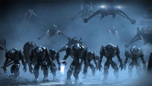 Halo Wars May Get Third Playable Race In The Flood