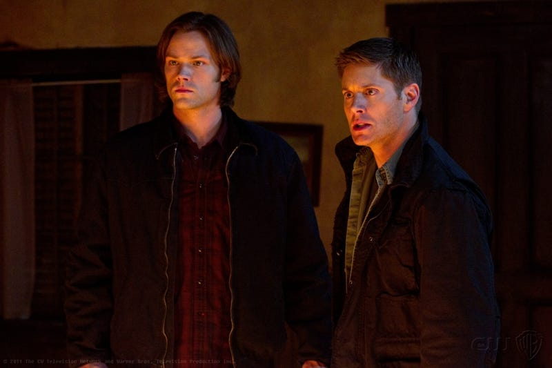 Supernatural episode 620, The Man Who Would Be King