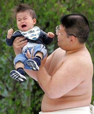Internet Makes British Mums Act Like Big Babies