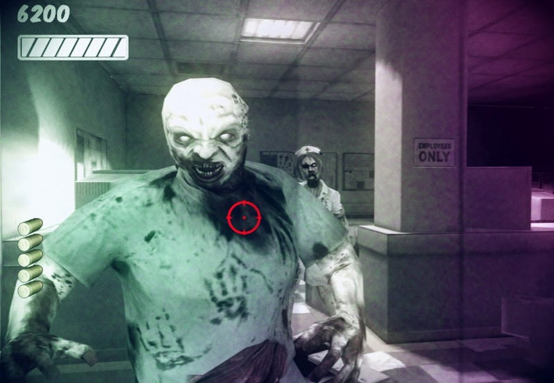 The House of the Dead: Overkill Has Zombie Nurses, Too