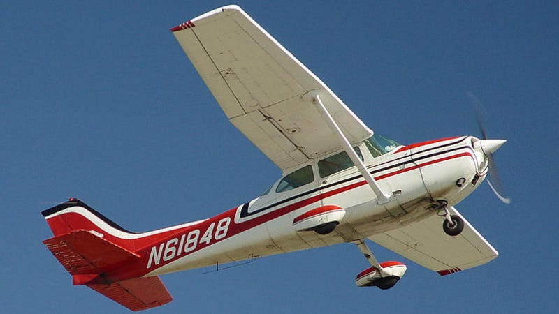 Man With No Flying Experience Lands Plane After Pilot Gets Sick