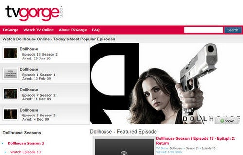 TVGorge Brings Dozens of Location-Blocked TV Shows to Users Around the World