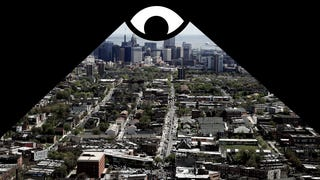 Inside the Military-Police Center That Spies on Baltimore's Rioters