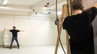 This Glorious Goober Will Blow Your Mind With His Sick Archery Skills