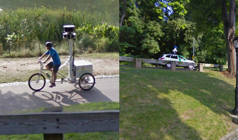 Google Is Now Mapping Google Mapping Google