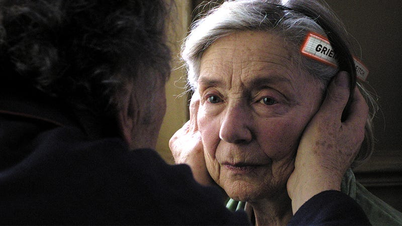 In Sickness And In Health. Amour, Reviewed.