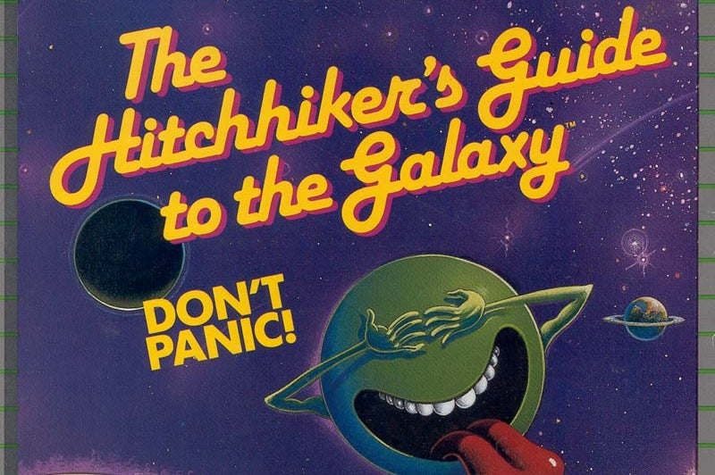 BBC to Re-Release Classic Hitchhiker's Guide Game for 30th Anniversary