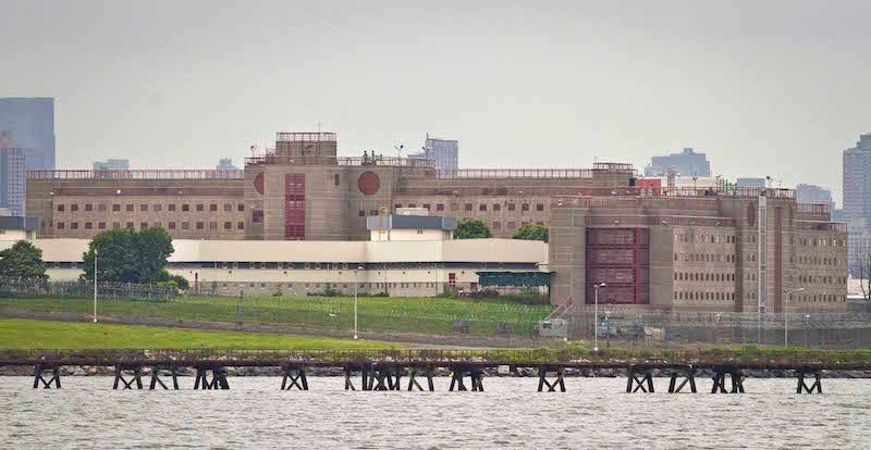 Rikers Has Its Own Rubber Room, Where Violent Guards Are Sent to Paid Purgatory