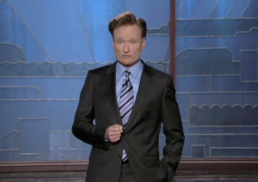 Conan Scoops First Fiat/Chrysler/Jeep Commercial On Tonight Show