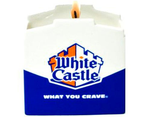 White Castle Scented Candle: The Stink of Success
