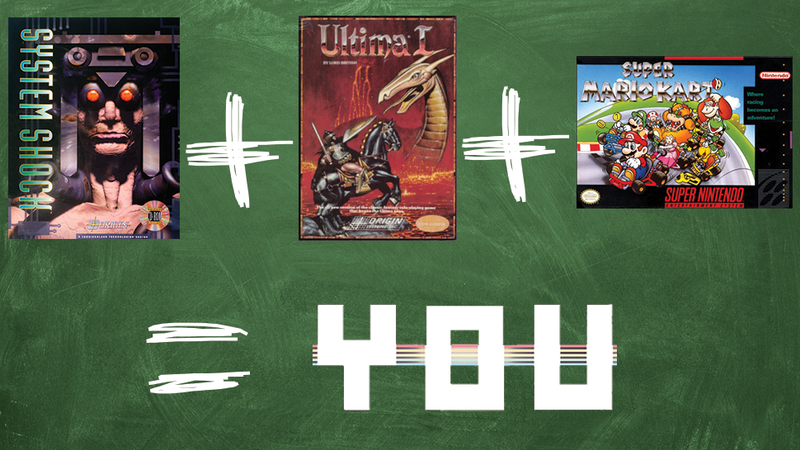 These Games Made You: Classics That Inspired A New Video Game Novel