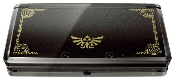 My Love Affair with Limited Edition Zelda Handhelds..