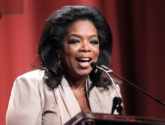 Sorry, You're Not Going to Be on Oprah
