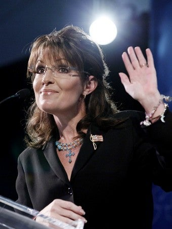 Is Sarah Palin Being Stalked?