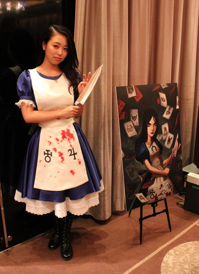 American McGee's Alice Officially Kicks Off TGS Cosplay