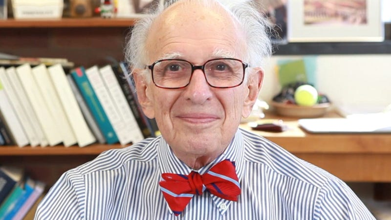 Neuroscience pioneer Eric Kandel explains how Vienna and love brought him to science