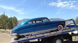 Doc Hudson Road Trip - Reno to SF (Attempted) or Carson City (Actual)