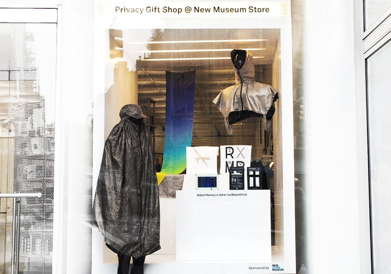 A Gift Shop Devoted Entirely to Privacy-Protecting Stealth Gear