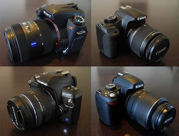 Nikon D60 Basically a D40x Plus Stop Motion and a Few New Tricks