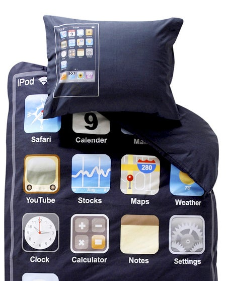 This iPod Touch Puts You In Sleep Mode