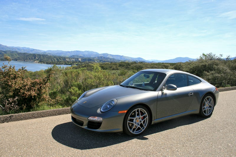 2010 Porsche 911 Carrera S: First Drive