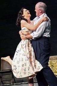 'Strangely Shrill' Katie Holmes Hijacks Broadway
