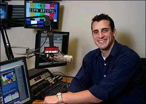 Media Approval Ratings: Doug Gottlieb