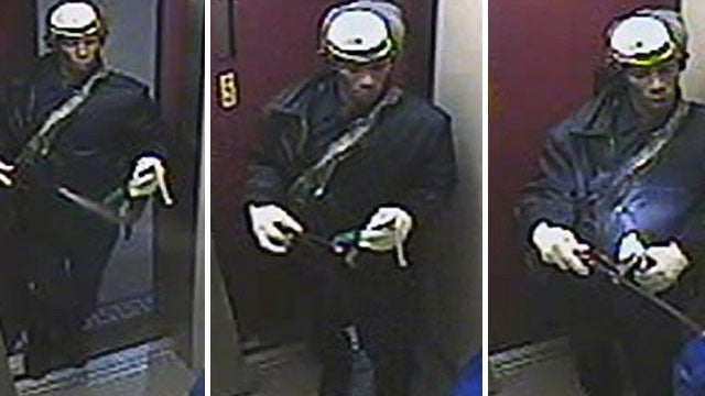 Psychopath Burns Elderly Woman to Death in Elevator