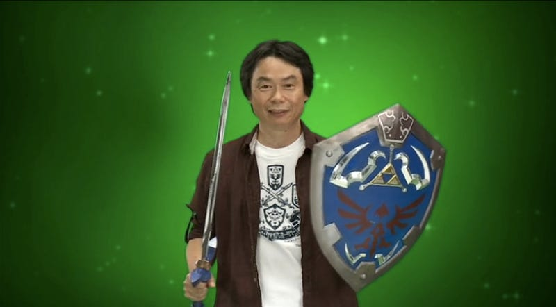 Miyamoto Says He'd Like to Make a Spiritual Sequel to A Link to the Past